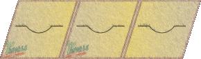 unipack trójskrzydłowy trzy płyty