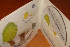 opakowania  ecopack na płyty CD DVD