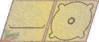 digipack jednołamowy wcięcie tray