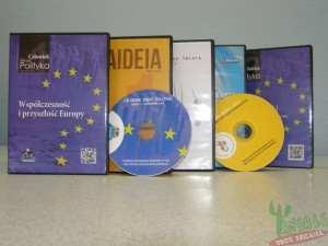 pudełka DVD Lublin
